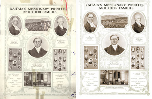Photo Restoration Missionary Pioneers